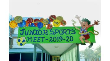 JUNIOR SPORTS MEET 2020