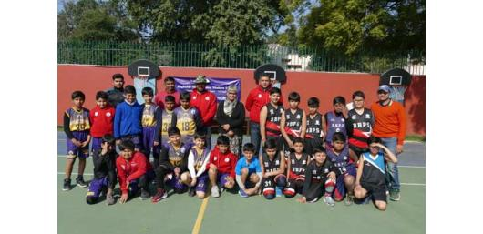 INTER SCHOOL BASKETBALL TOURNAMENT